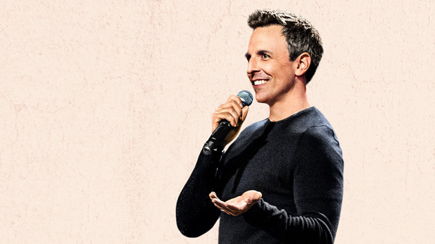Seth Meyers Has a Netflix Special Coming This November