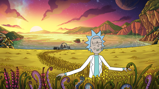 <i>Rick and Morty</i> Season Four Has Episode Titles