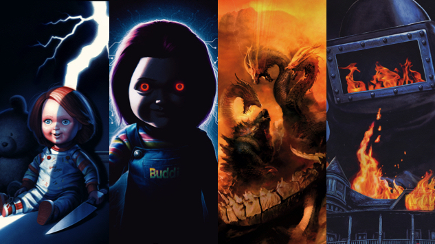 Giveaway: Win Four Spooky Film Soundtracks for Halloween!