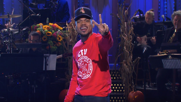 Watch Chance the Rapper Stick up for the Second Best in His <i>Saturday Night Live</i>  Monologue