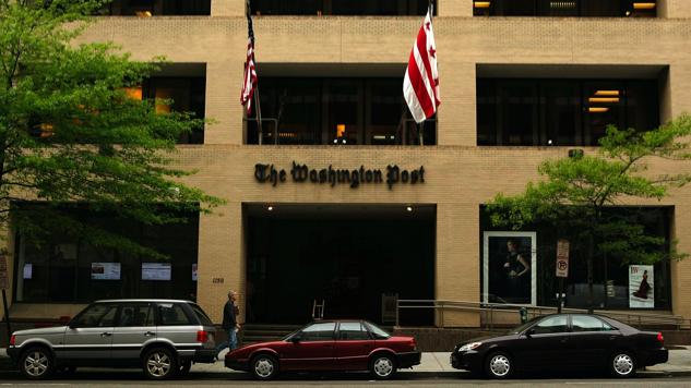 The Funniest Tweets About <i>The Washington Post</i>'s Terrible Abu Bakr al-Baghdadi Headline