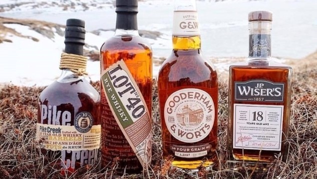 Hiram Walker and the Reclamation of Canadian Whisky