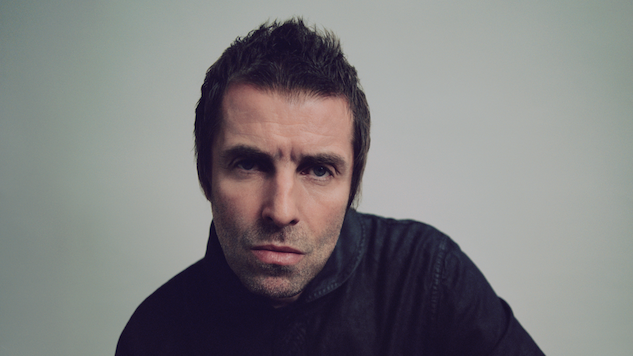 Liam Gallagher Is Still Magnetic