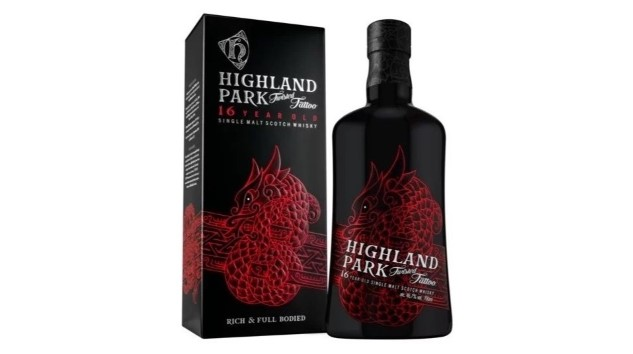 Highland Park Twisted Tattoo Review