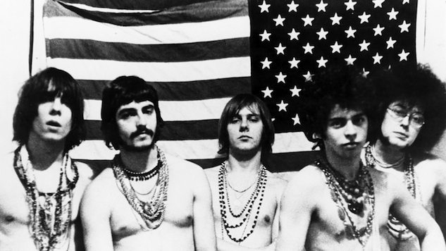 Hear MC5 Perform in Detroit on This Day in 1968