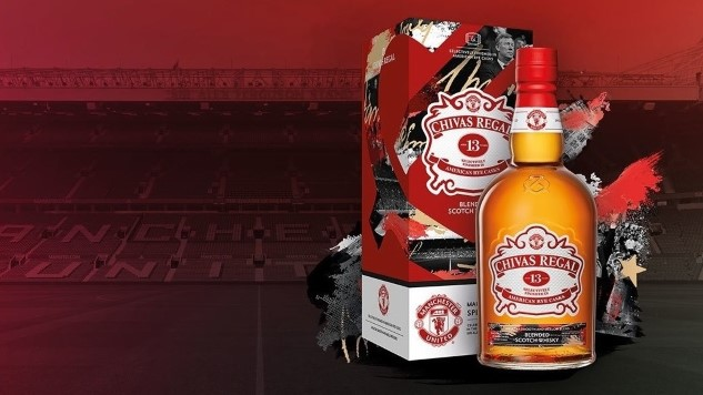 Chivas Regal 13 Manchester United Special Edition Review