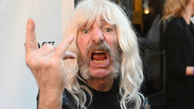 Derek Smalls Taps Into the Glory of Rock with his Solo Album and Shows