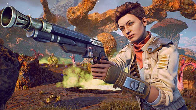 A Companion Guide to <i>The Outer Worlds</i>