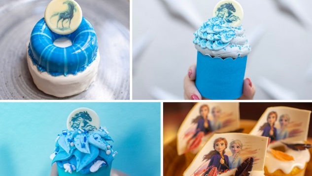 <i>Frozen 2</i> Desserts Are Coming to Disney World