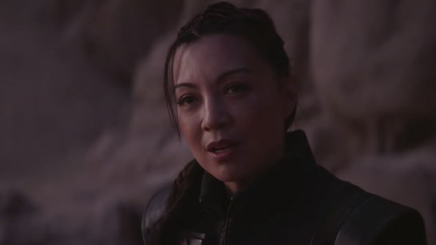 Ming-Na Wen's Fennec Shand Is a Badass in Latest <i>The Mandalorian</i> Trailer
