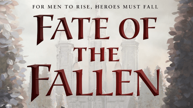 "<I>Fate of the Fallen</i> Explores What Happens When the ""Chosen One"" Fails to Save the World"