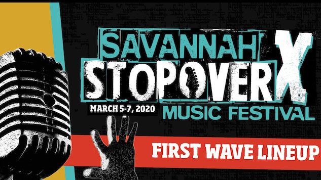 Savannah Stopover Unveils Initial Lineup of Bands for 10th Year