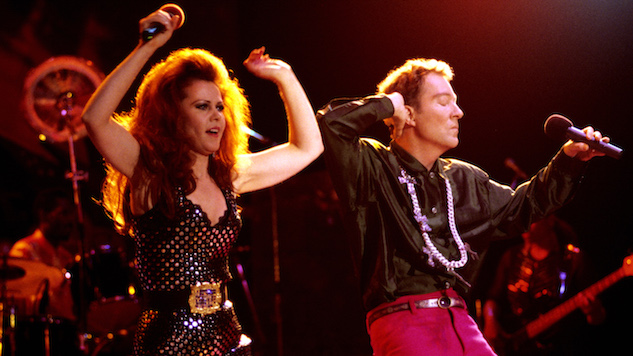 Watch The B-52's Party at The Capitol Theatre On This Day in 1980