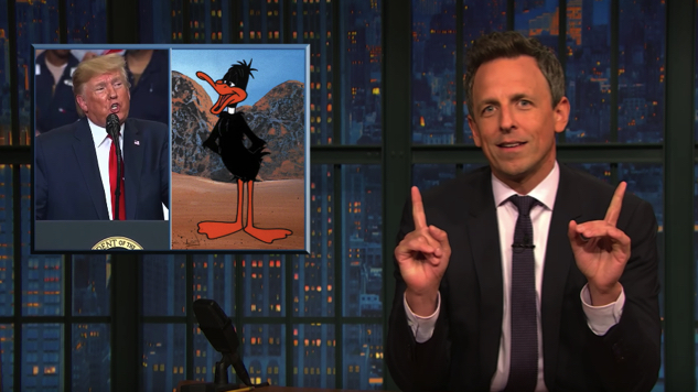 "Watch Seth Meyers Make the Case for Donald Trump's ""Linguistic Genius"""