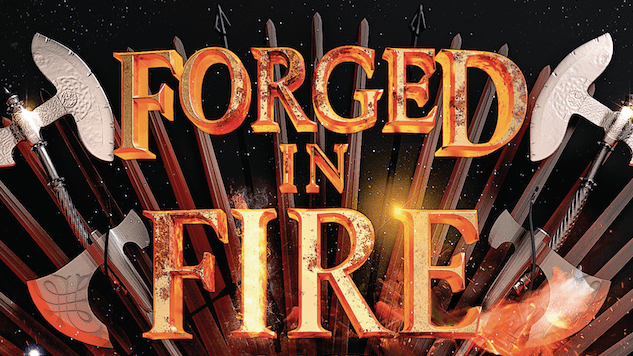 Exclusive Cover Reveal + Excerpt: A Magical Blacksmith Protects a Kingdom in <i>Forged in Fire and Stars</i>