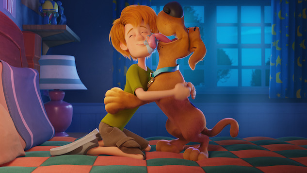 Nostalgic First Trailer for New Scooby-Doo Adventure <i>Scoob!</i> Tells the Origin Story of Mystery Inc.