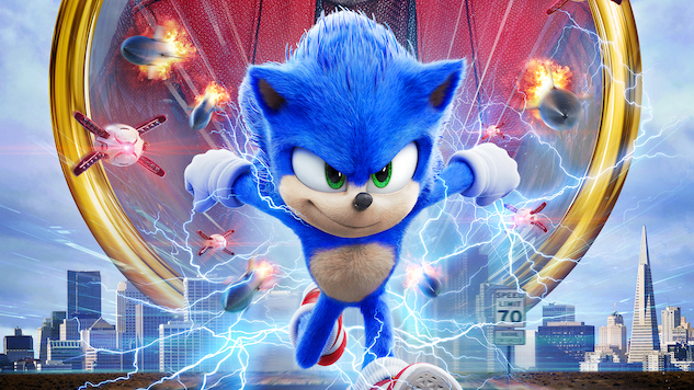 The Redesigned <i>Sonic the Hedgehog</i> Is Here in New Trailer