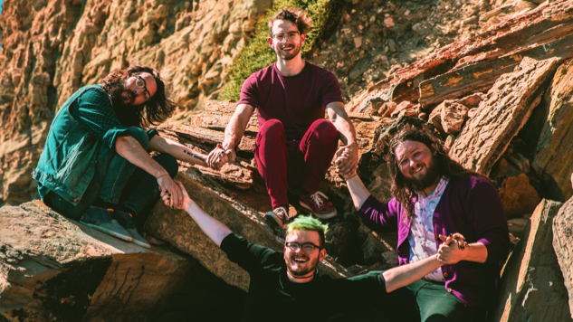 Glass Beach Sign to Run for Cover Records, Share New Video