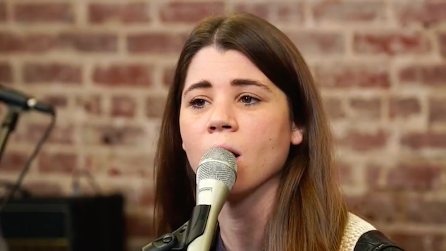 Watch Lady Lamb Play Songs from <i>Even in the Tremor</i> in the <i>Paste</i> Studio