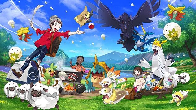 Nintendo Switches Up Pokémon with <i>Pokémon Sword</i> and <i>Shield</i>