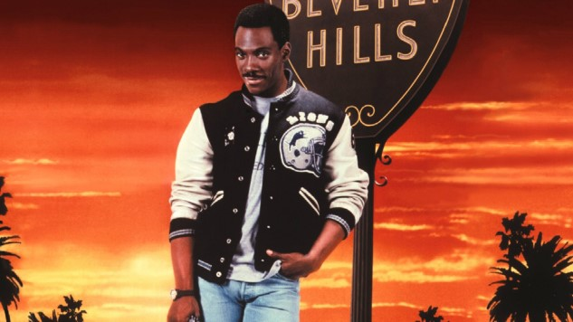 Netflix Has Acquired the Rights to <i>Beverly Hills Cop 4</i> with Eddie Murphy
