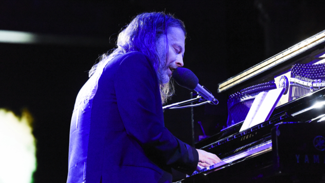 "Watch Thom Yorke's Stunning Rendition of ""Daily Battles"" on <i>Colbert</i>"