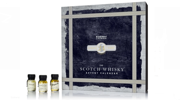 A Month of Malts: Diving Into a Scotch Advent Calendar