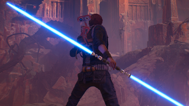 How to Get the Double-Bladed Lightsaber in <i>Star Wars Jedi: Fallen Order</i>