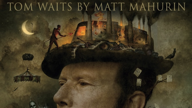 Exclusive Gallery: <i>Tom Waits By Matt Mahurin</i> Captures 35 Years of Artistic Collaboration