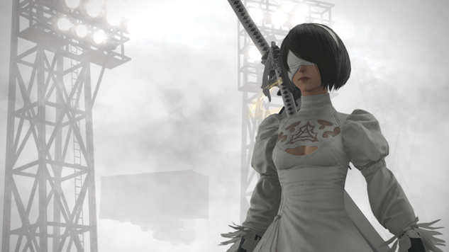 Glory to Mankind&#8212;and to <i>Final Fantasy XIV</i>'s Nier: Automata Raid
