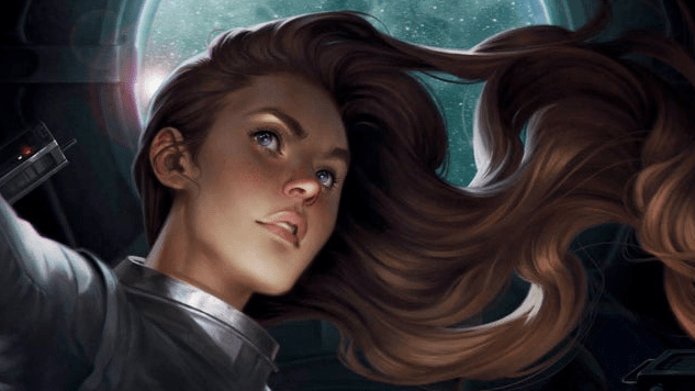 A Pilot and Her Flightleader Face Off in This Exclusive Excerpt from Brandon Sanderson's <I>Starsight</i>
