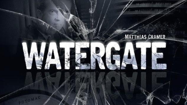 The <i>Watergate</i> Board Game Is a Perfectly Timed Two-Player Treat