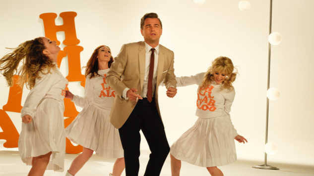 Watch Rick Dalton Dance, Sing and Smoke in Extended <i>Once Upon a Time in Hollywood</i> Scene