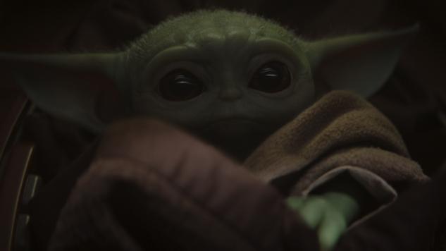 Baby Yoda Merch Is Coming