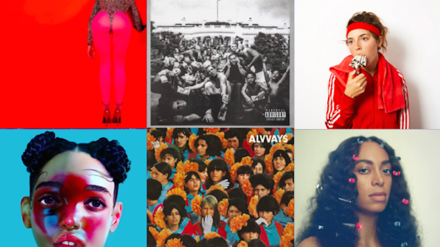 The 30 Best Album Covers of the 2010s