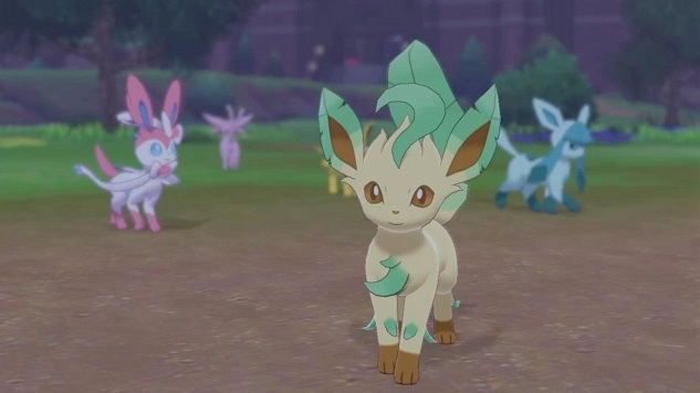 <i>Pokémon Sword and Shield</i>: How to Get All The Eevee Evolutions