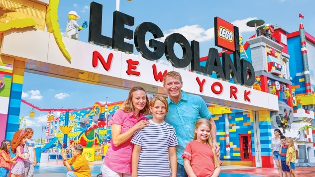 LEGOLAND New York Will Turn Guests into LEGO Minifigures in a Groundbreaking New Ride