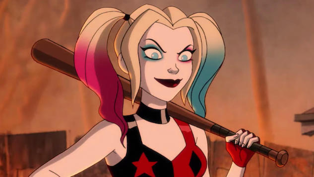 <i>Harley Quinn</i> Does F-bombing, Head-Smashing, Friend-Having Justice in DC Universe's Series