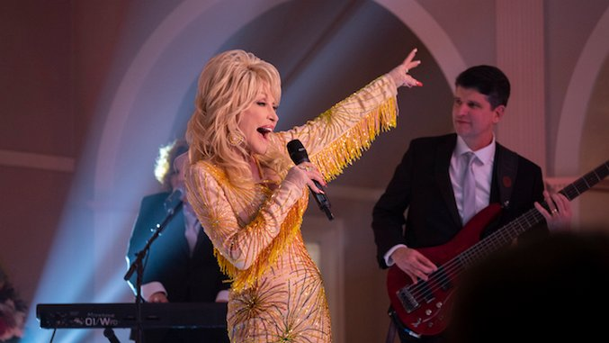 Documentary <i>The Library That Dolly Built</i> Recognizes the Saintly Work of Dolly Parton in Promoting Child Literacy