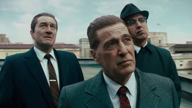 Time and the Female Gaze Combine to Wither the Soul in <i>The Irishman</i>