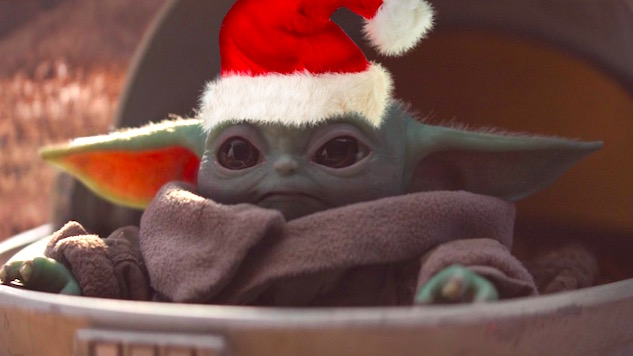 4 Baby Yoda Christmas Songs to Bring Holiday Cheer