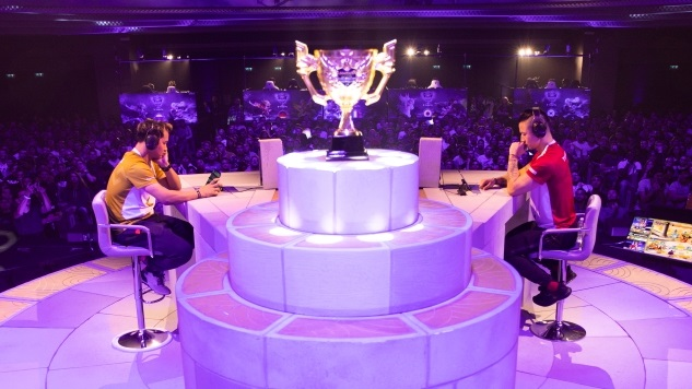 At War in the City of Love: The Summoners War World Arena Championship Takes Paris