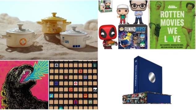 10 Great Gifts for Movie Lovers - 2019
