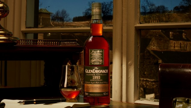 GlenDronach Cask Strength Batch 8 and GlenDronach Master Vintage 1993 Reviews