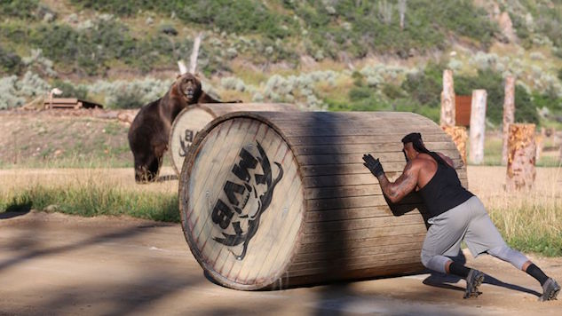 <i>Man vs. Bear</i> Makes the Case that Bears, Not People, Should Populate Reality TV