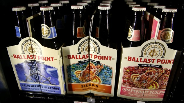 "Ballast Point's Acquisition Drives Home the Increasingly Meaningless Nature of the Words ""Craft Brewer"""