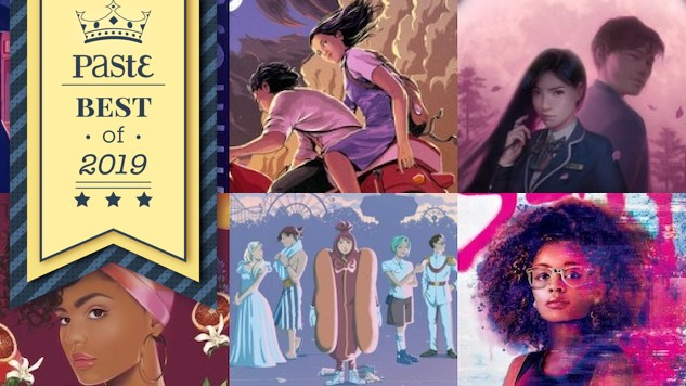 The 19 Best Young Adult Novels of 2019