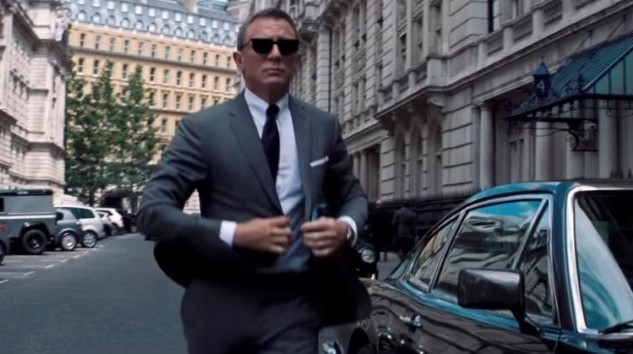 Daniel Craig's James Bond Returns One Last Time in the Trailer for <i>No Time to Die</i>