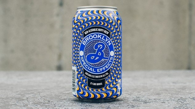 Brooklyn Brewery Special Effects Non-Alcoholic Beer Review