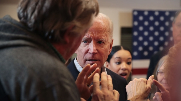 Biden Campaign Shared Misinformation About Coronavirus Ahead of Tuesday's Vote